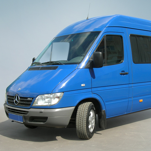 Mercedes-Benz Sprinter / W901-905 Шторы в кабину